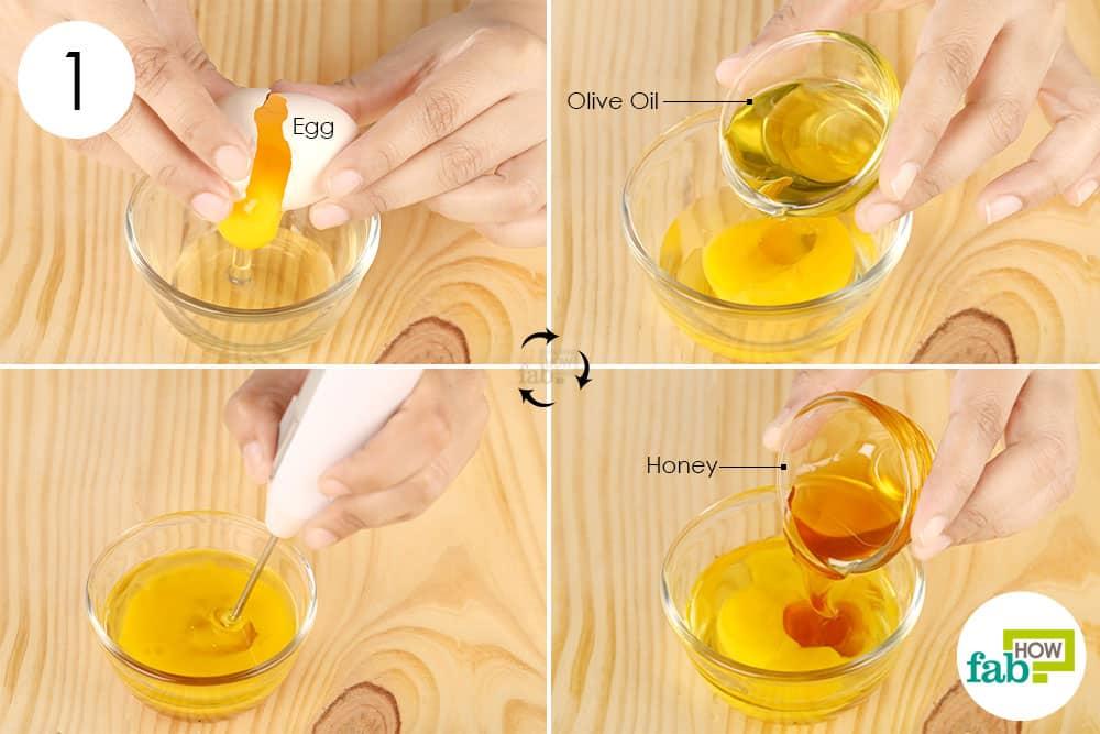 Overnight Olive Oil Hair Treatment Natural Hair