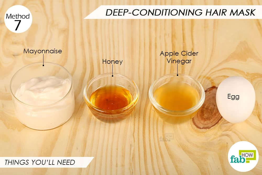 Natural Hair Conditioner Recipes Egg