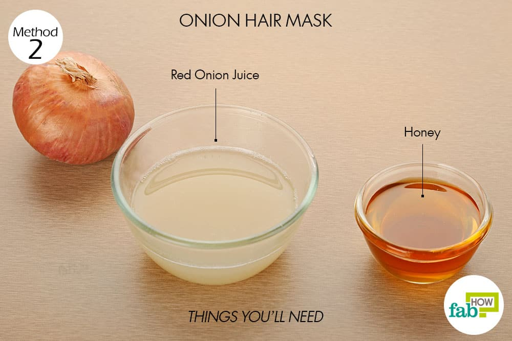 12 Ways On How To Use Onion Juice For Hair Growth