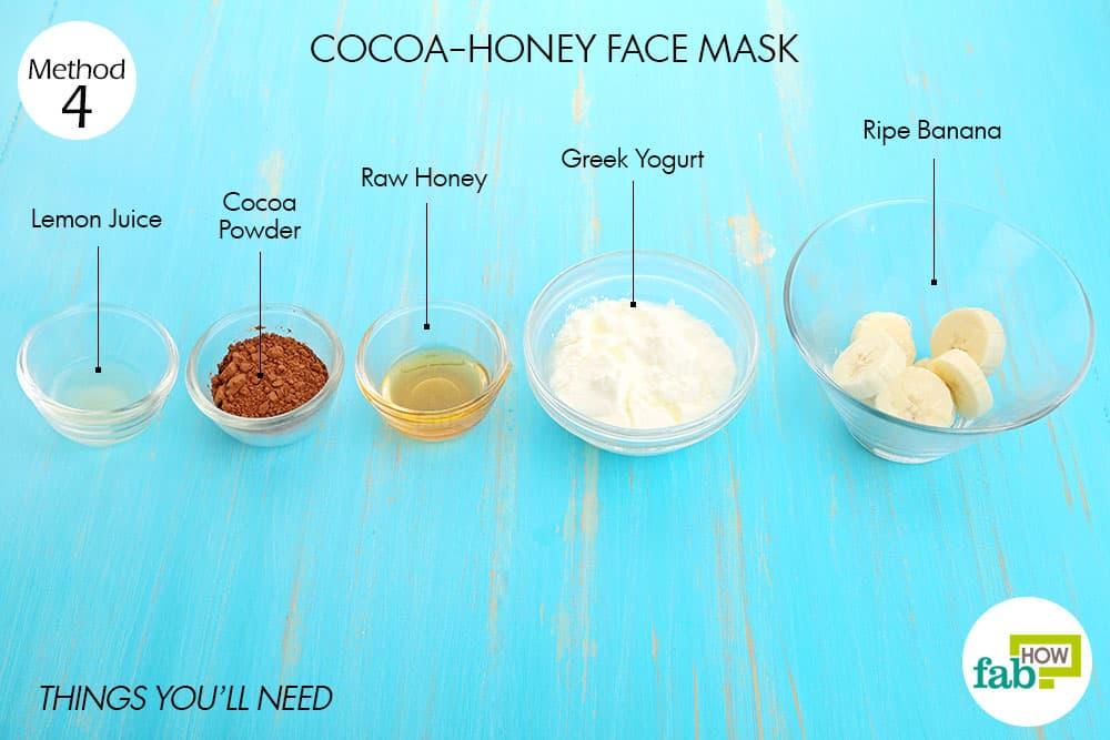 Skin Lightening (Whitening) Face Masks