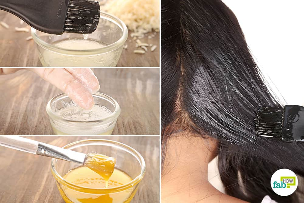 feat how to make coconut oil hair mask
