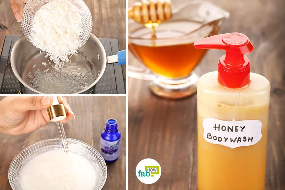 Diy Natural Body Wash Recipes