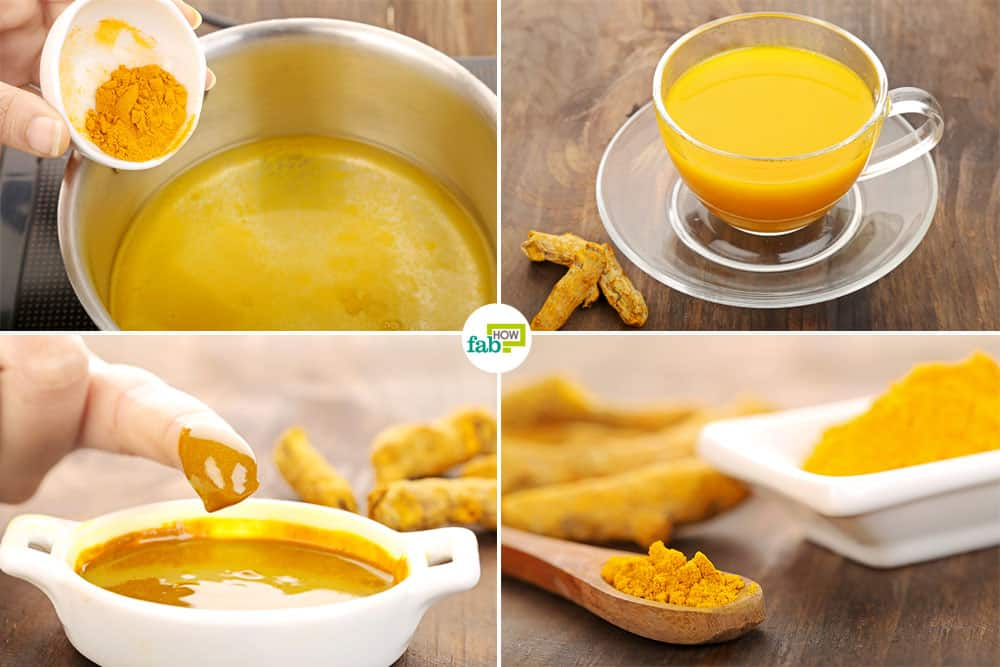 how to use turmeric for arthritis
