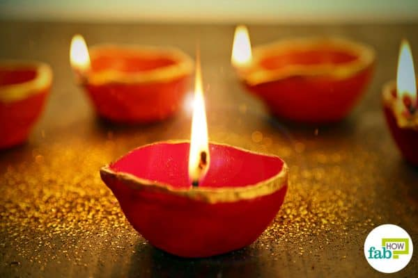 Light up your stunning diyas and brighten up your home this Diwali