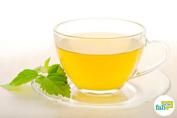 Consume nettle tea post lunch and dinner to get rid of anemia