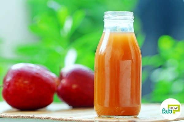 final make apple cider vinegar