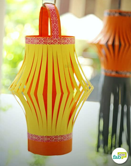 Decorate your home this Diwali with this hanging lantern that has no frills