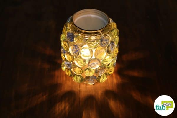 Use these Mason jars to light up your home this Diwali