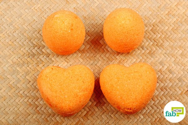 These baking soda bath bombs will last for 4 to 5 months to use baking soda for hair and skin