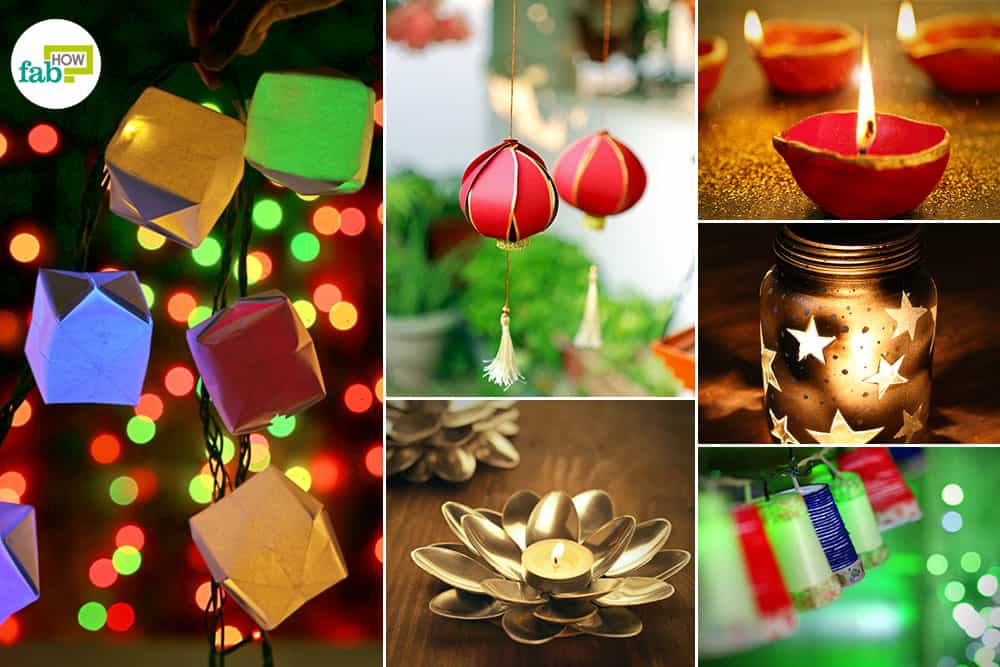 Diwali Decoration Ideas Homes Part - 19: Try Out These DIY Decoration Ideas To Brighten Up Your Homes This Diwali