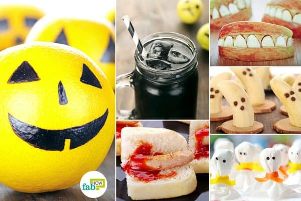 intro easy and delicious Halloween treats
