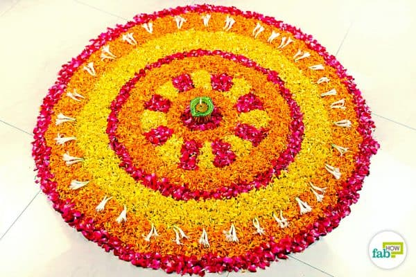 Make rangolis this Diwali to brighten and liven up your home
