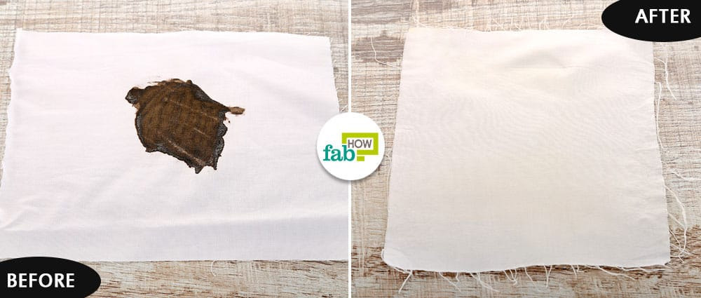 How to Remove Hair Dye from Clothes (We Tried Top 8 Methods) | Fab How