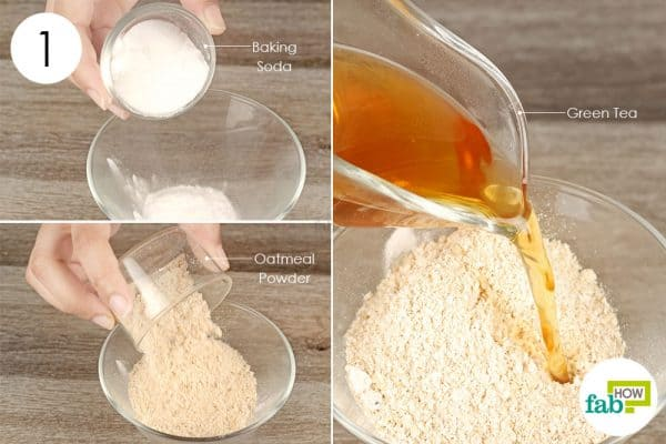 to use baking soda for hair and skin