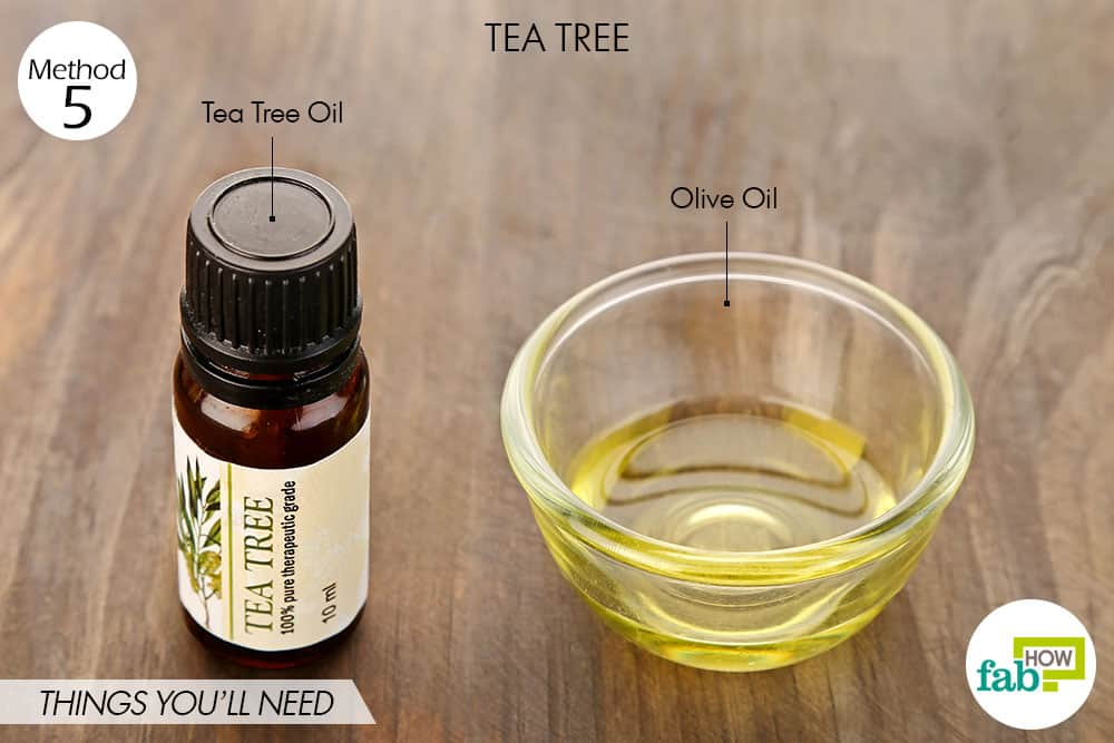 Yeast infection tea tree oil