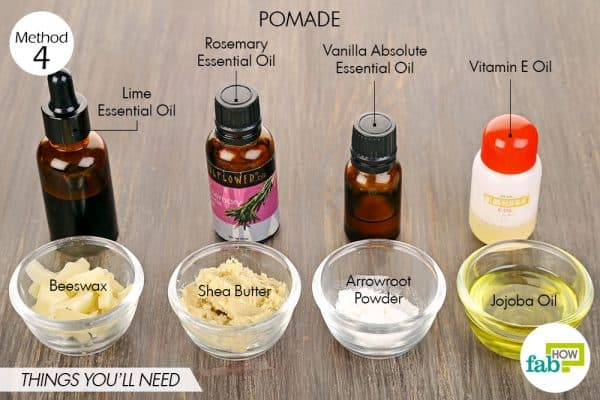 How To Make Diy Hair Gel 4 Incredibly Easy Recipes Fab How