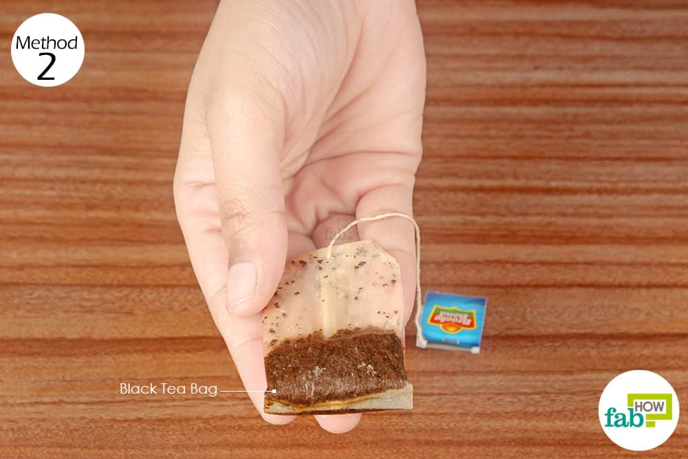 Place A Tea Bag Over The Abscessed Tooth To Reduce Inflammation