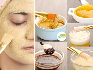 10 Best Homemade Masks to Get Healthy and Glowing Skin