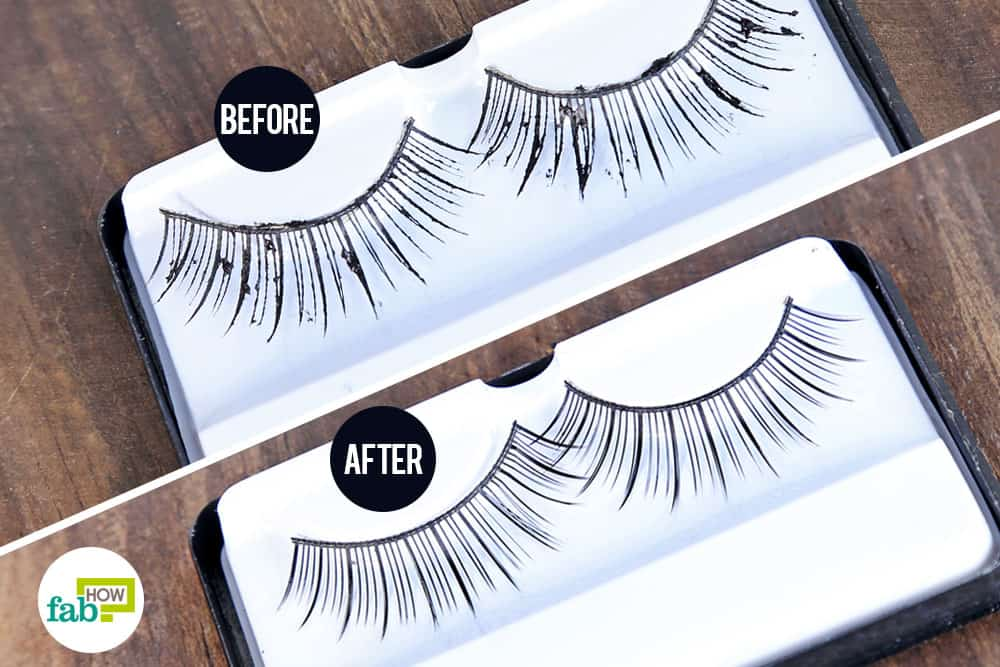 How to Clean False Eyelashes for Reuse: 4 Tried-and-Tested Methods
