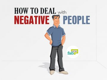 How to Deal with Negative People: 9 Positive Strategies