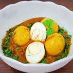 Simple North Indian Egg Curry Recipe