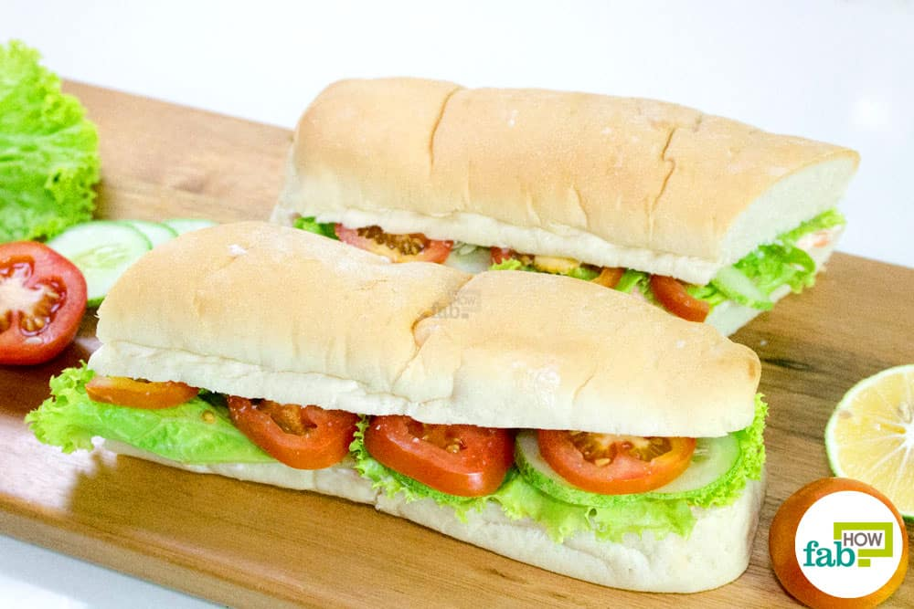 feat how to make salmon sandwich