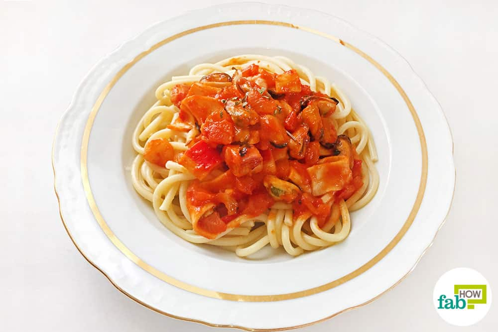 feat how to make seafood pasta
