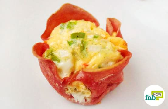 How to Make Ham and Egg Cups: Quick and Easy Recipe for Breakfast
