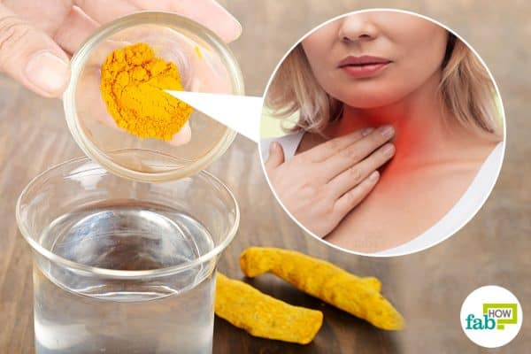 intro use turmeric for sore throat