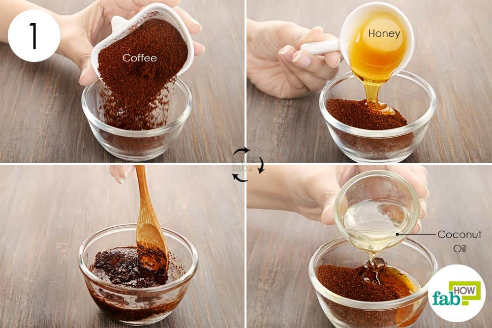Best coffee scrub and face masks for acne, radiant skin and clear skin images