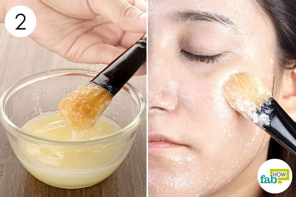 Best 6 diy egg white face masks to fix all skin problems fab how mix well and apply the mask on your face solutioingenieria Gallery