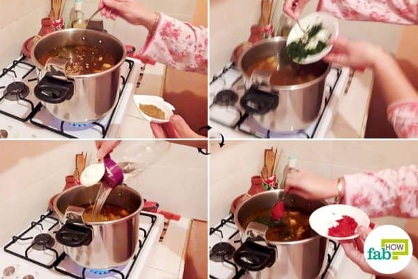 Make Moroccan Harira soup