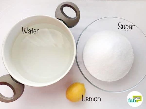 things you'll need to make hurmasice syrup