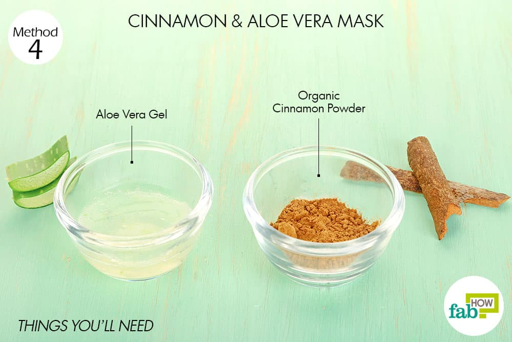 how to make a homemade mask for acne