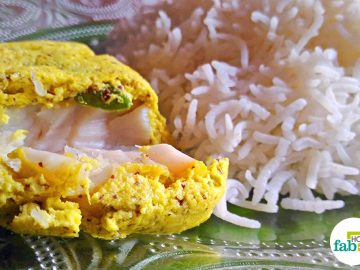 Make Bhetki Macher Paturi at Home: Most Popular Bengali Fish Recipe