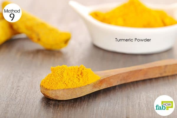 Use turmeric for health-consume turmeric daily to get rid of stomach ulcers