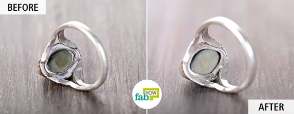 Use Dawn dish soap to clean your jewelry and restore its sparkle