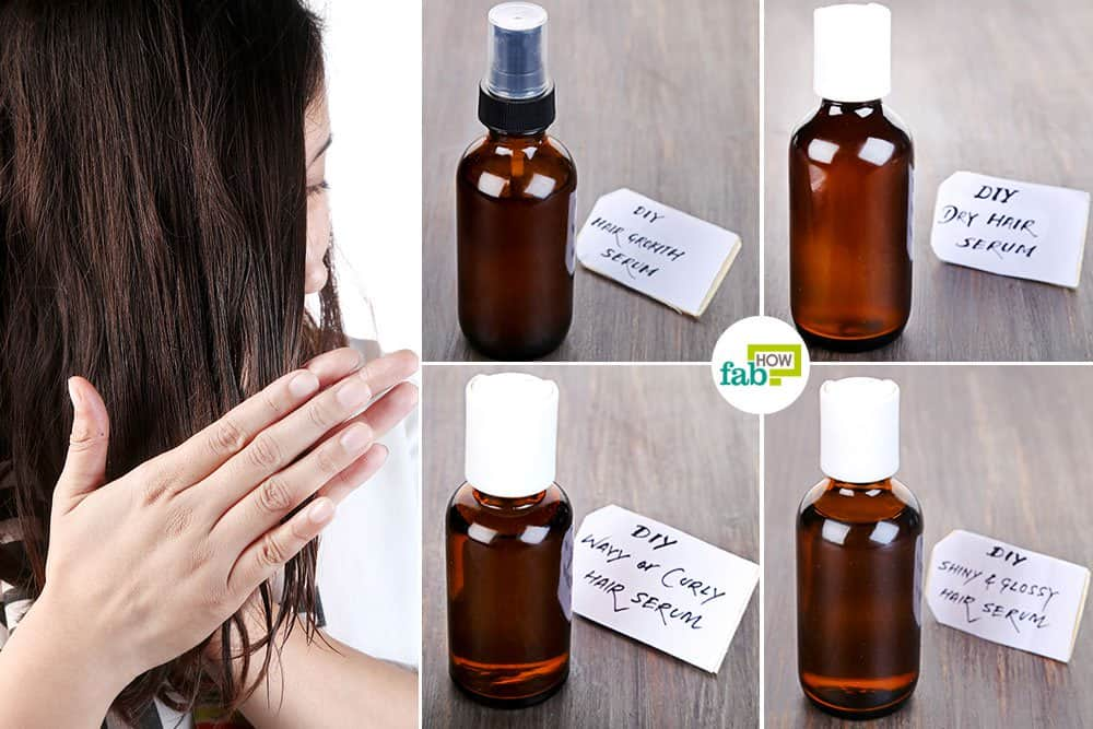 7 Best DIY All-Natural Hair Serums for All Hair Types