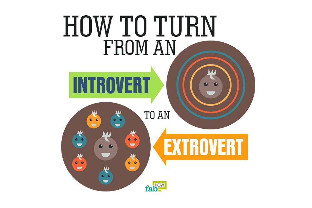 How to be An Extrovert: 30+ Tips that Every Introvert Should Try Out