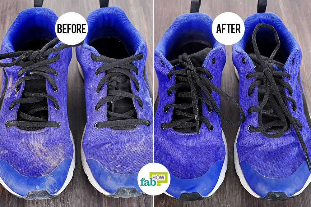 How to Clean Running Shoes the Right Way (Make Them Look New)