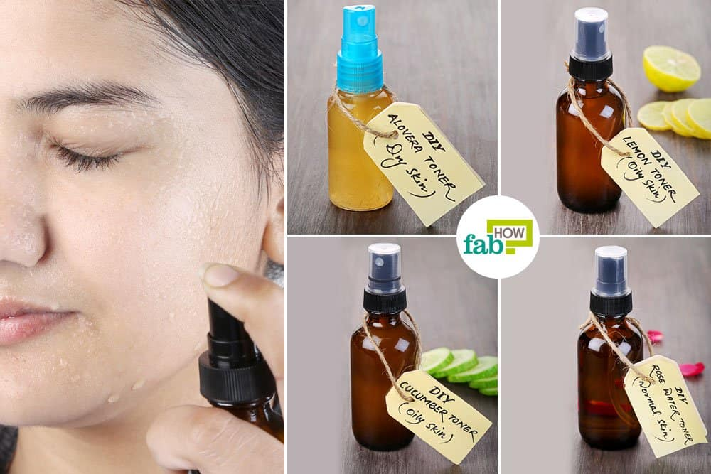 Discover the Best DIY Toner Recipes for Oily, Dry, Acne-Prone and Normal Skin