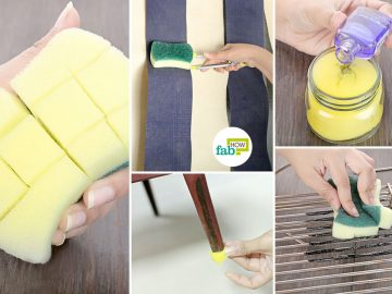 9 Clever Sponge Hacks You Must Try Out For Yourself