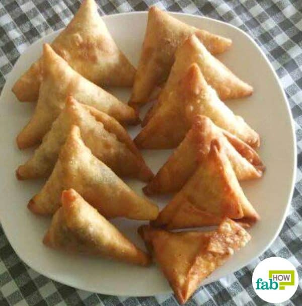 Learn how to make Kenyan beef samosas and enjoy them with your family and friends