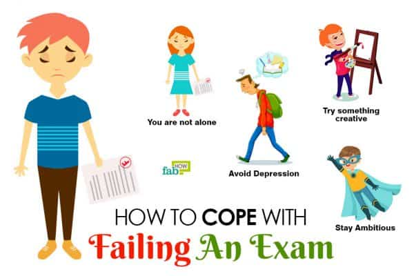 intro how to cope with exam failure