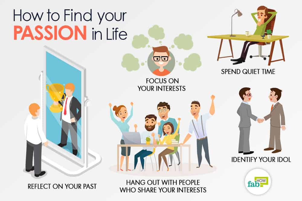 How to find your passion in life 30 fresh and practical tips fab how follow these tips to discover your passion in life ccuart Choice Image