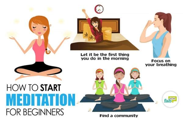 Learn how to start meditation for beginners