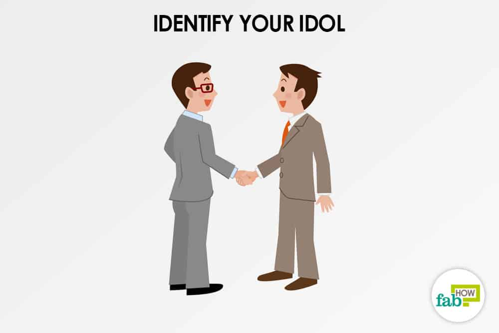 Identify your idol to find your passion