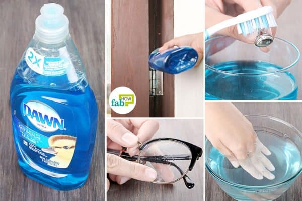 Discover fascinating new uses for Dawn dish soap