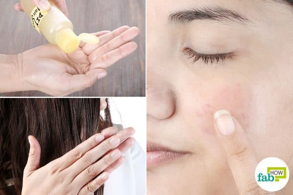 Learn how to use vitamin E oil for your skin and hair
