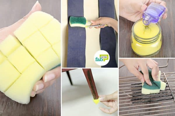 The 9 best DIY kitchen sponge hacks for everyday use